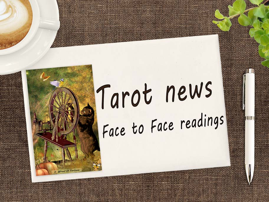 Face to Face Tarot Readings