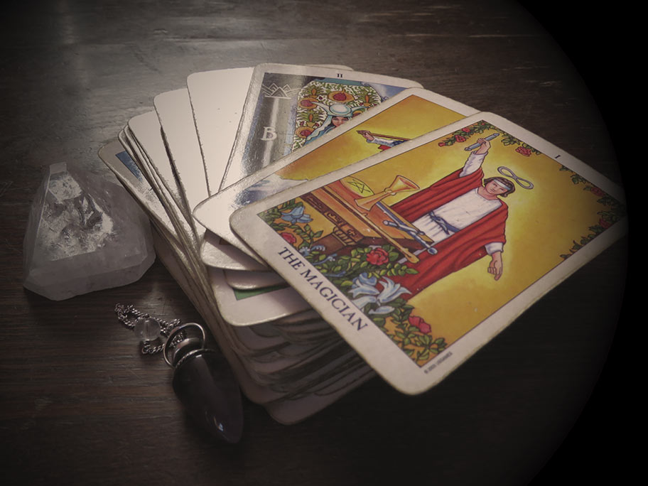 Tarot Visualisations